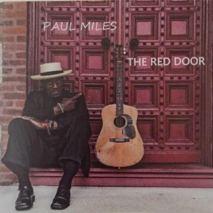 Paul Miles The red door