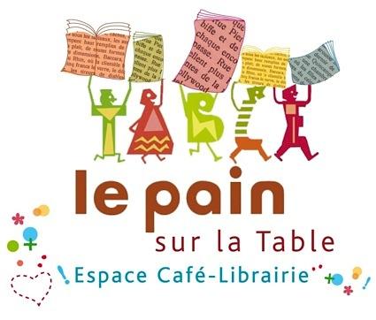 L'espace café-librairie