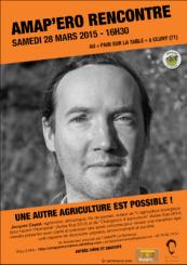 Semaine pour les alternatives aux pesticides !