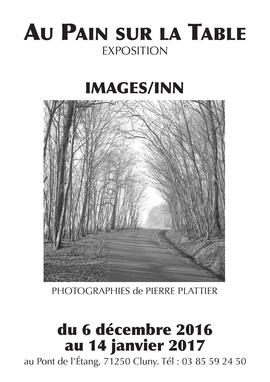 Exposition Image/Inn de Pierre Plattier, photographe